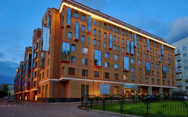 דניה סיבוס - רוסיה - Aquamarine Hotel & Residential - תמונה 8