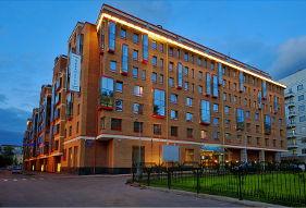 דניה סיבוס - רוסיה - Aquamarine Hotel & Residential