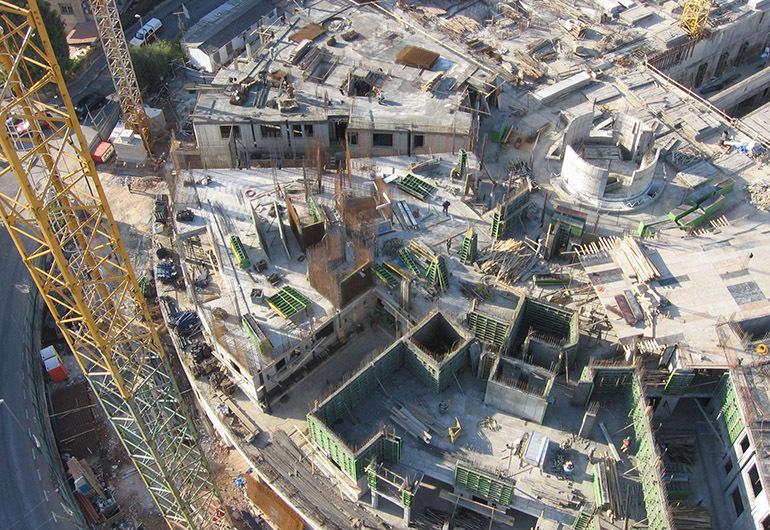 דניה סיבוס - ימקא ירושלים - תמונה 1