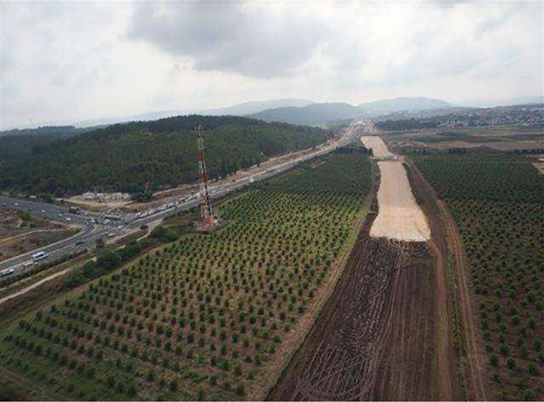 דניה סיבוס - דניה סיבוס - מסילת עכו כרמיאל קטע 2 - תמונה 1