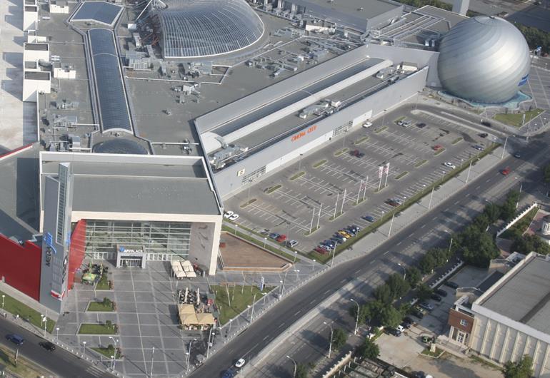 דניה סיבוס - רומניה - Cotrocen Mall - תמונה 11