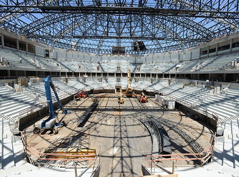 דניה סיבוס - איצטדיון ארנה ירושלים - תמונה 2
