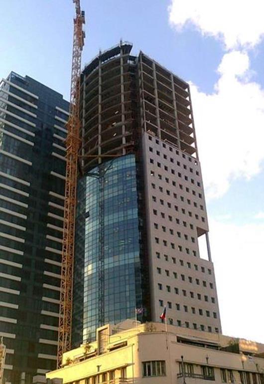 """דניה סיבוס - מגדל אפ""""י תוספת קומות - תמונה 2"""