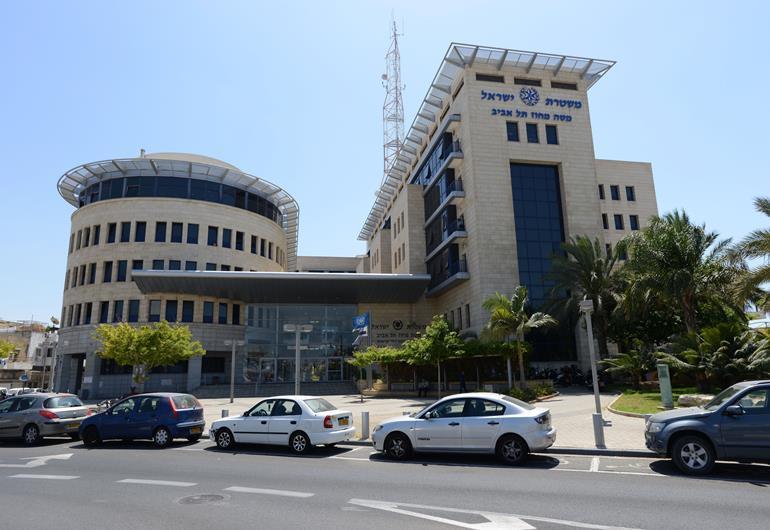 דניה סיבוס - מטה משטרת תל אביב - תמונה 2