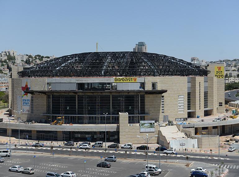 דניה סיבוס - איצטדיון ארנה ירושלים - תמונה 3