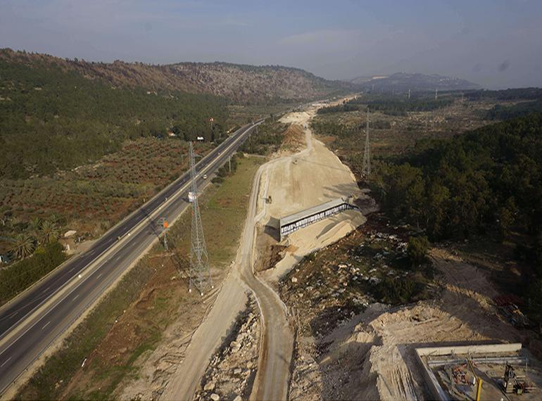 דניה סיבוס - דניה סיבוס - מסילת עכו כרמיאל קטע 2 - תמונה 3