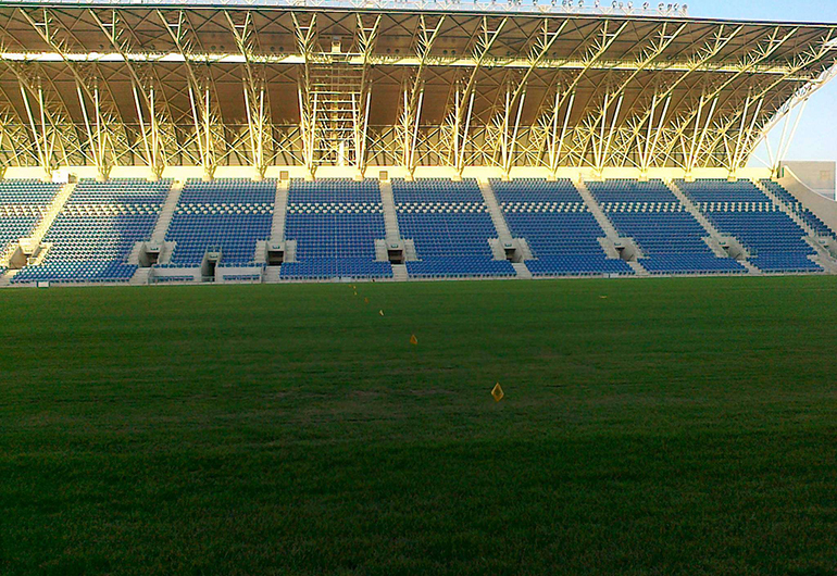 דניה סיבוס - איצטדיון פתח תקווה - תמונה 4