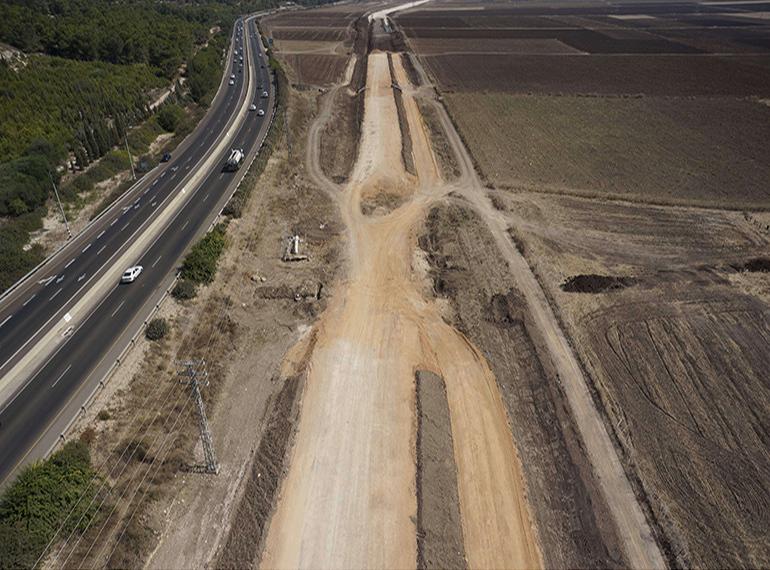 דניה סיבוס - דניה סיבוס - מסילת עכו כרמיאל קטע 2 - תמונה 4