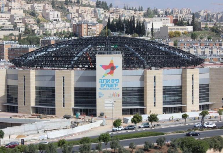דניה סיבוס - איצטדיון ארנה ירושלים - תמונה 5