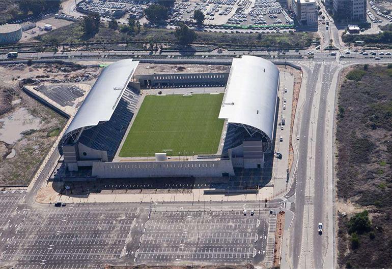 דניה סיבוס - איצטדיון פתח תקווה - תמונה 5