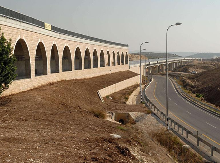 דניה סיבוס - רכבת למודיעין קטע ח' - תמונה 5