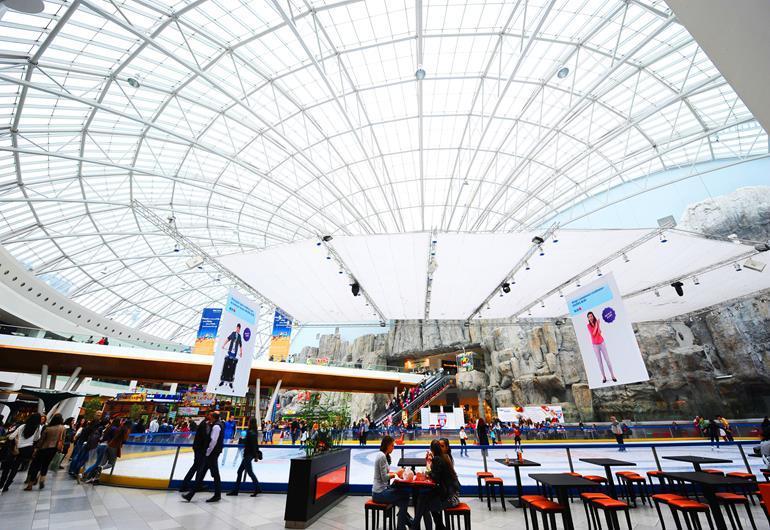 דניה סיבוס - רומניה - Cotrocen Mall - תמונה 5