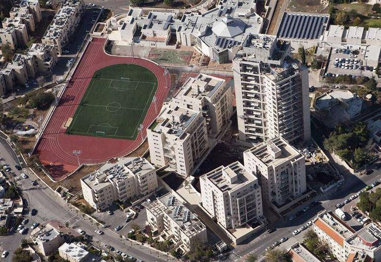 דניה סיבוס - גני ציון ירושלים - תמונה 6