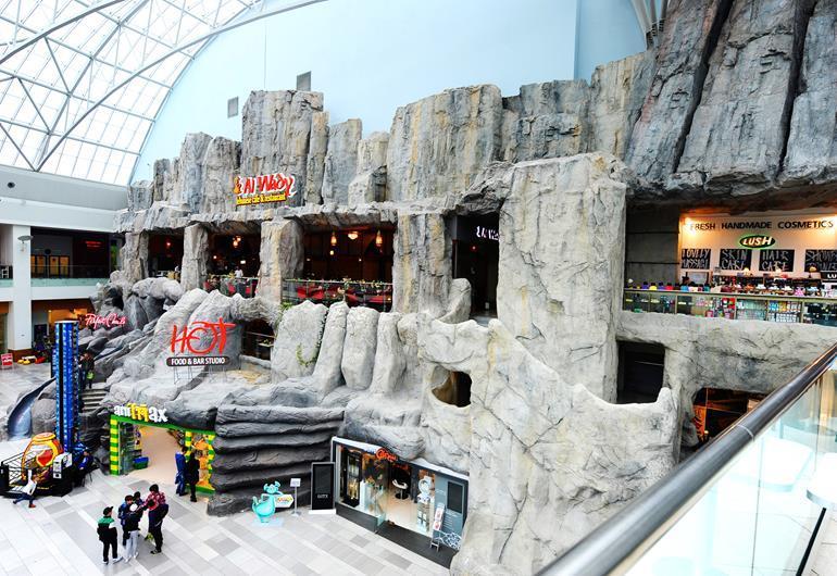 דניה סיבוס - רומניה - Cotrocen Mall - תמונה 6