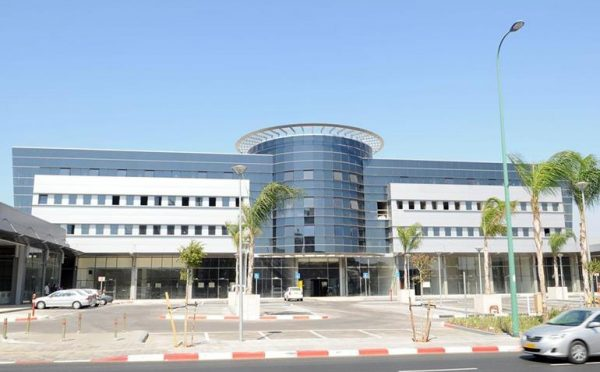 Danya cebus - Giga Center, Holon - Image 6