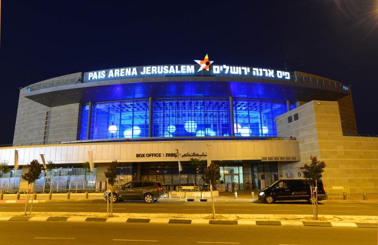 דניה סיבוס - איצטדיון ארנה ירושלים - תמונה 6