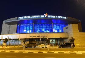 דניה סיבוס - איצטדיון ארנה ירושלים