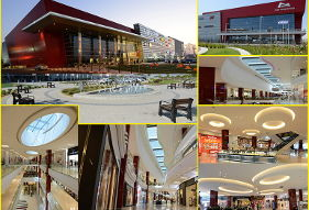 Danya cebus - Grand Canyon Shopping Mall – Beersheba