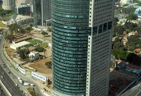 דניה סיבוס - קריית הממשלה דרום הקריה - מגדל היובל
