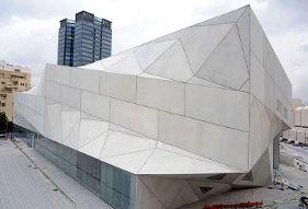 דניה סיבוס - מוזיאון תל אביב