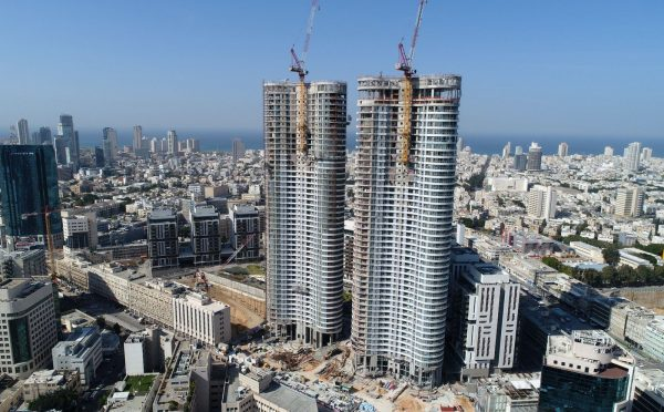דניה סיבוס - מגדלי גינדי - תל אביב - תמונה 2