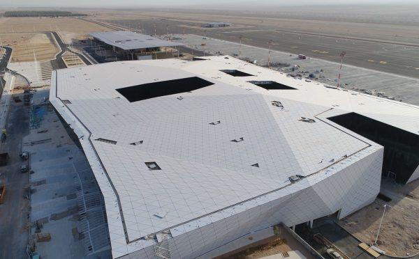 """דניה סיבוס - שדה התעופה ע""""ש אילן רמון - תמנע - תמונה 4"""