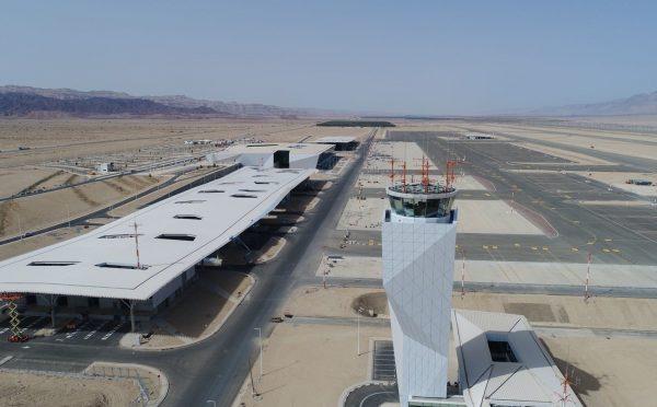 """דניה סיבוס - שדה התעופה ע""""ש אילן רמון - תמנע - תמונה 5"""