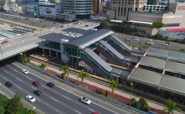 דניה סיבוס - תחנת רכבת סבידור מרכז - תמונה 3