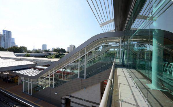 דניה סיבוס - תחנת רכבת סבידור מרכז - תמונה 4