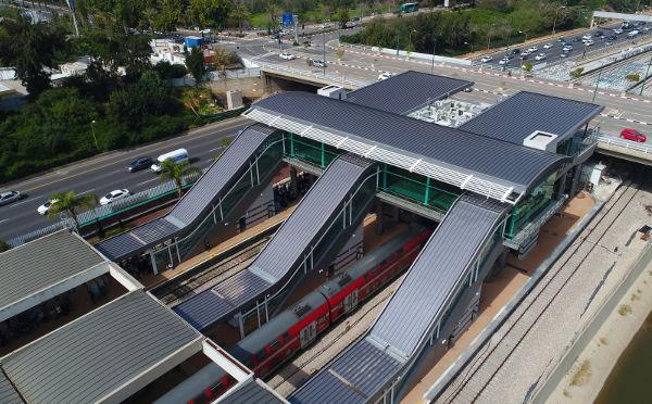 דניה סיבוס - תחנת רכבת סבידור מרכז