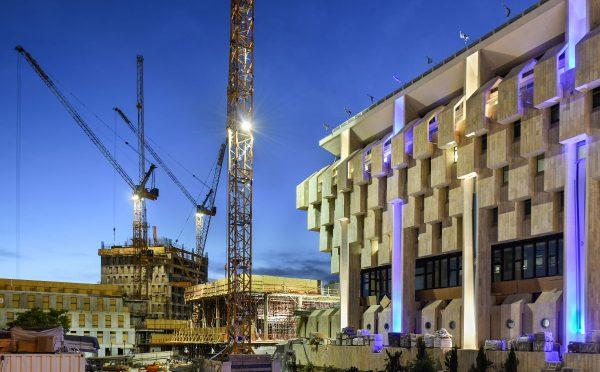 דניה סיבוס - בנק ישראל - ירושלים - תמונה 1