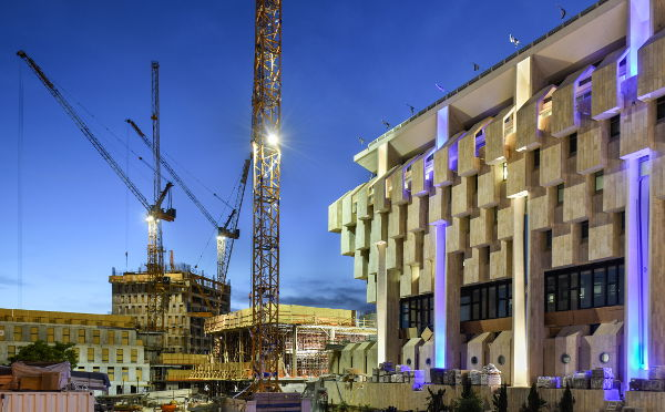 דניה סיבוס - בנק ישראל - ירושלים