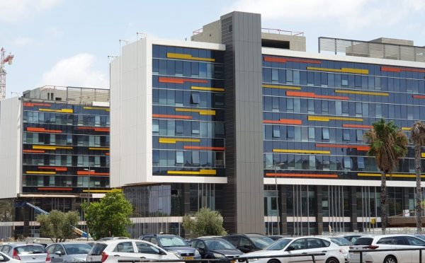 Danya Cebus - Schneider Hospital - Petach Tikva - image 1