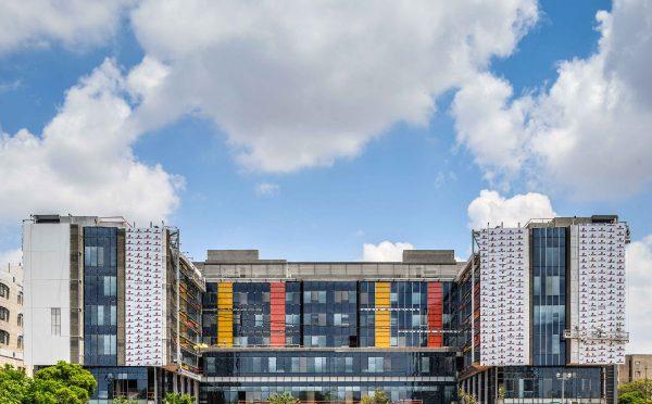 Danya Cebus - Schneider Hospital - Petach Tikva - image 6