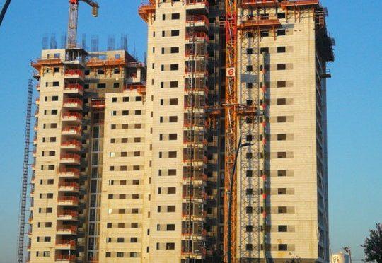 דניה סיבוס - דיור למשתכן ראשון לציון - מגרש 5 - תמונה 1