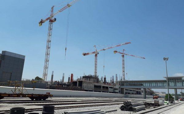 דניה סיבוס - תחנת רכבת לוד - תמונה 1