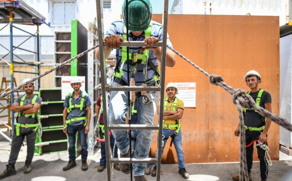 Danya Cebus - Safety and Enviroment - image 5